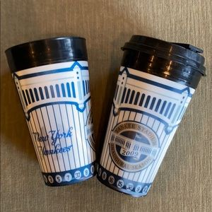 Yankee holographic insulated cups
